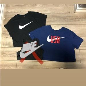 Nike Crop Top Bundle
